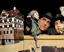 Oskar und das Geheimnis... (7+),  Theater Salz+Pfeffer. Foto: Berny Meyer
