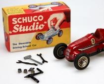 Foto: Blechspielzeug // Spielzeugmuseum