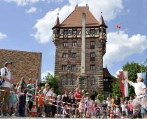 Kinderburgfest // Foto: Hiltl