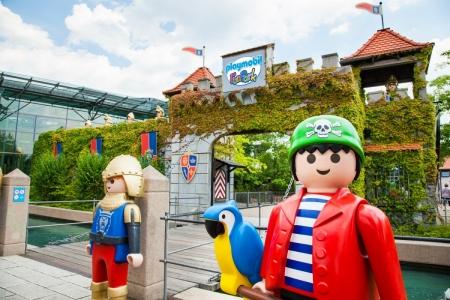 Saisonauftakt für den Playmobil FunPark // Foto: PR