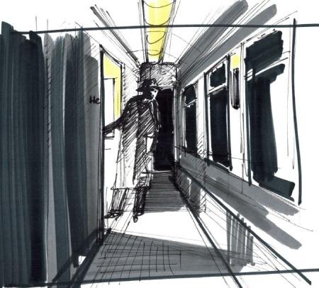 Zeichnen-Workshop // Quelle: Marius Schreyer