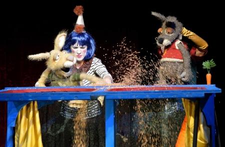 Foto: Theater Salz+Pfeffer // Berny Meyer