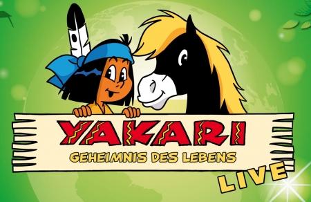 Presse Artwork // YAKARI Geheimnis des Lebens