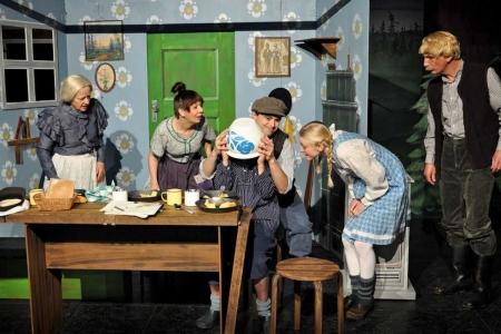 Foto: Theater auf Tour // Linda Johnke